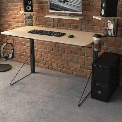 Johnathan Gaming Computer Desk - Wayfair