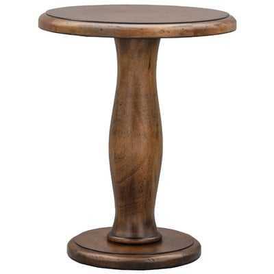 Circular End Table - Wayfair
