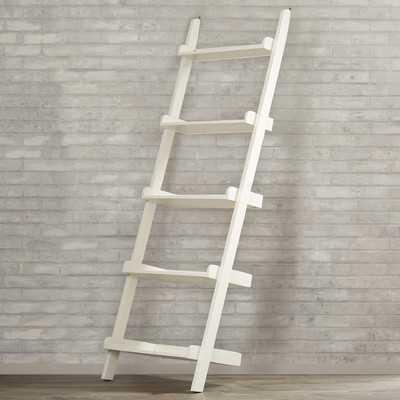 Marinez Ladder Bookcase - Wayfair