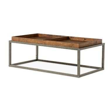 Alegro Tray Coffee Table - Pottery Barn