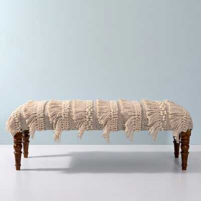 Tibbits Upholstered Bench - Wayfair