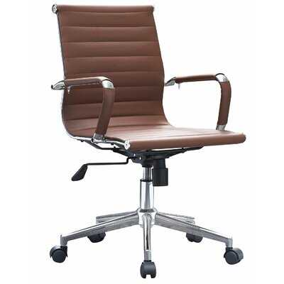 Lindo Mid Back Conference Chair - Wayfair