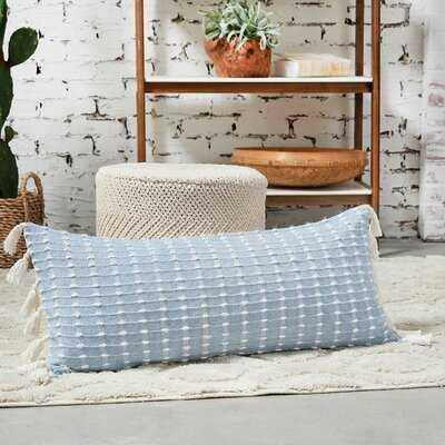Fager Cotton Lumbar Pillow - Wayfair