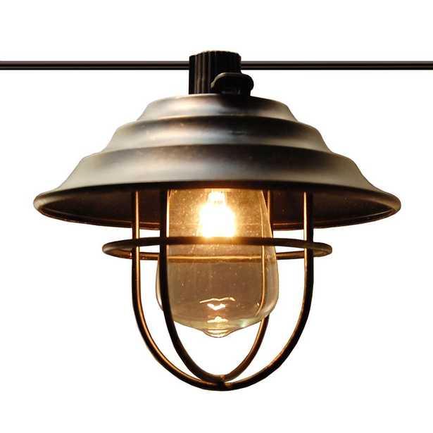 Light Cafe String Lights in Clear (10-Pack) - Home Depot