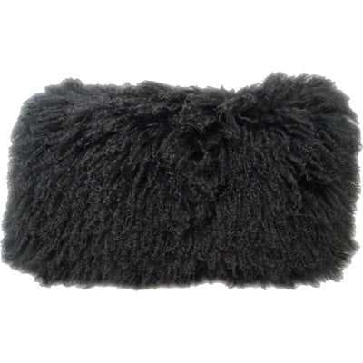 Fleming Tibetan Wool Lumbar Pillow - Wayfair