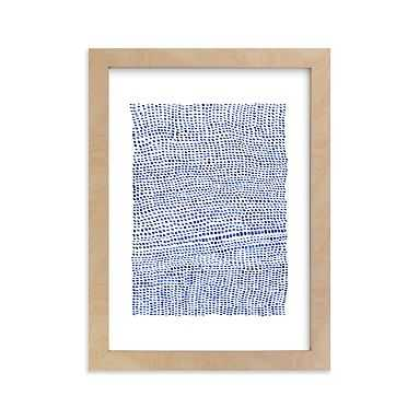 """Topical Guide Framed Art by Minted(R), 5""""x7"""", Natural - Pottery Barn Teen"""
