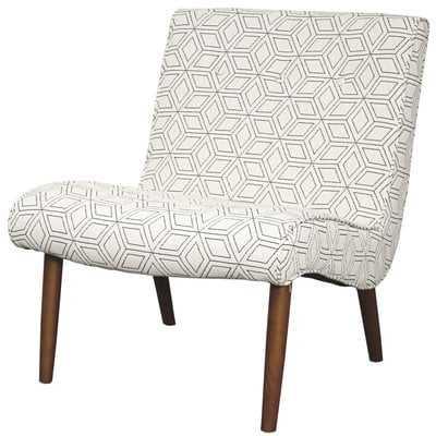 Ada Geo Slipper Chair - AllModern