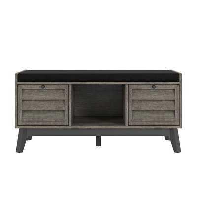 Dover Storage Bench - Wayfair