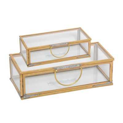 Rectangular Decorative Box - Wayfair
