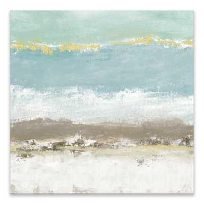'Peaceful Reverie' Acrylic Painting Print on Canvas - Wayfair