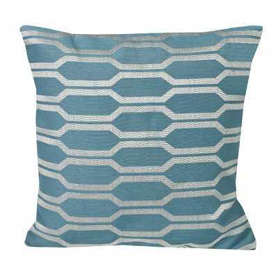 Salisbury Hexagon Throw Pillow - Wayfair