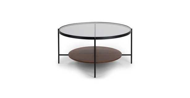 Vitri Walnut Coffee Table - Article