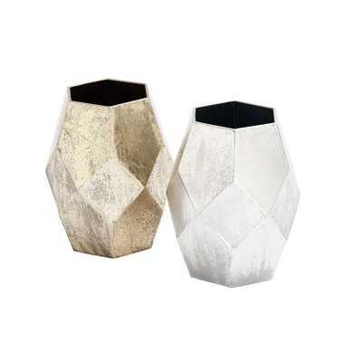 Metal Vase - Wayfair