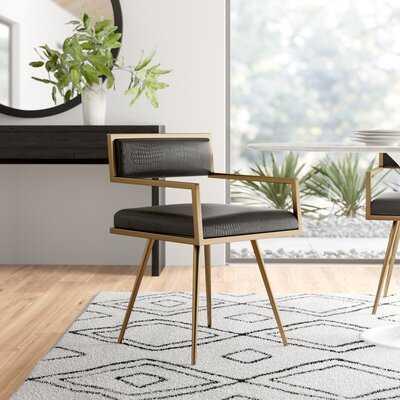 Como Upholstered Dining Chair - AllModern