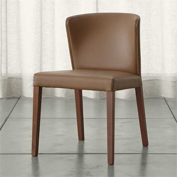 Curran Carmel Dining Chair - Crate and Barrel