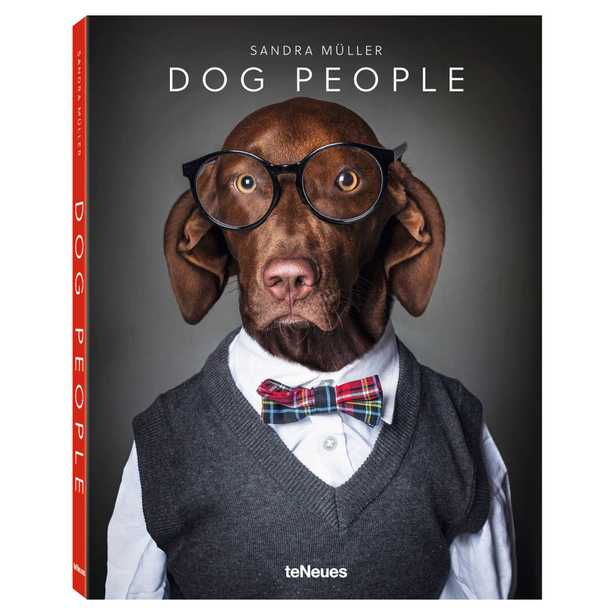teNeues Dog People Hardcover Book - Kathy Kuo Home