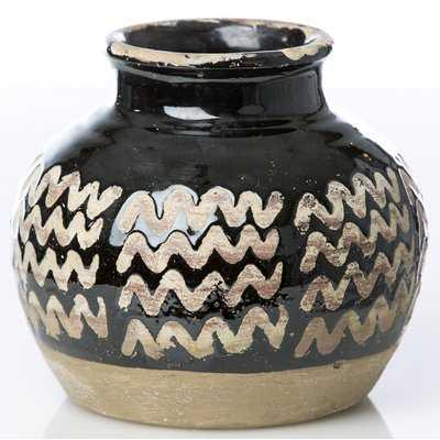 Moroccan Zig Zag Table Vase - Wayfair