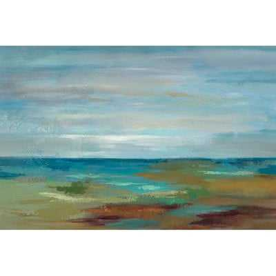 "Wispy Clouds"" Print on Canvas - Wayfair"