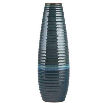 Kari Floor Vase - Wayfair