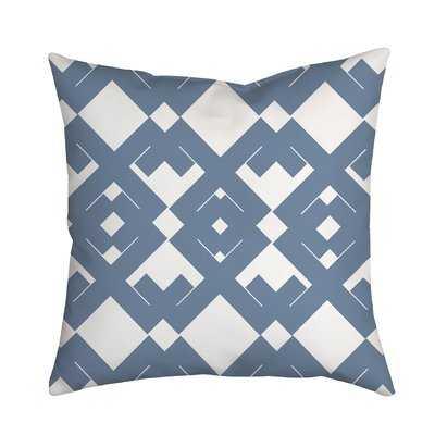 Coastal Diamanté Geometric Throw Pillow - Wayfair