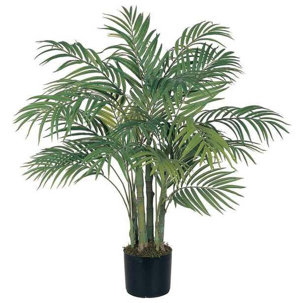 3 ft. Areca Silk Palm Tree - Home Depot