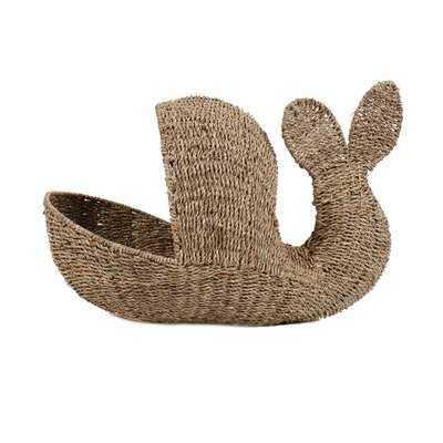 Whale Storage Basket - Wayfair