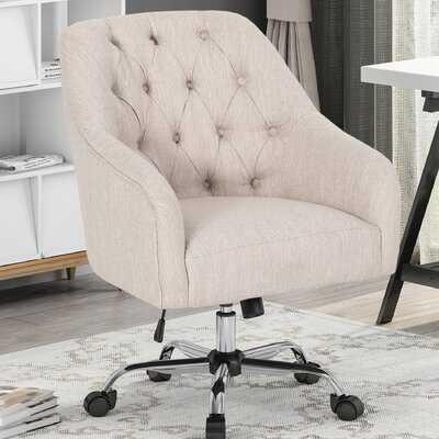 Penney Tufted Task Chair - Wayfair