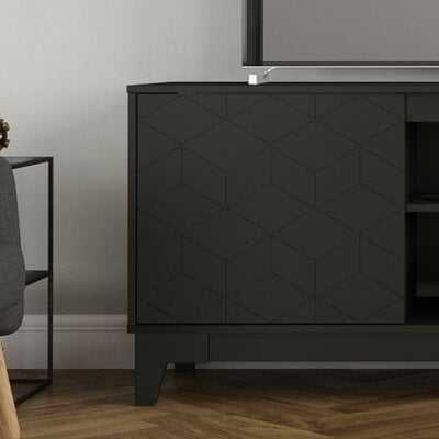 Parley TV Stand for TVs up to 80 - Wayfair