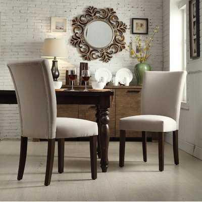 Roper Upholstered Side Chair - Wayfair