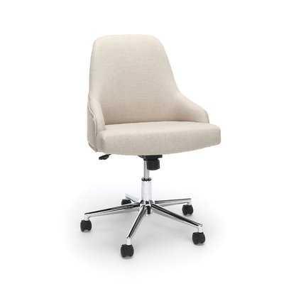 Colebreene Lower Upholstered Home Desk Office Chair - Wayfair