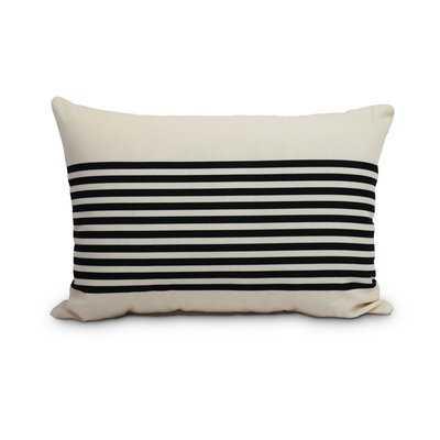 Fegan Striped Print Indoor/Outdoor Lumbar Pillow - Wayfair