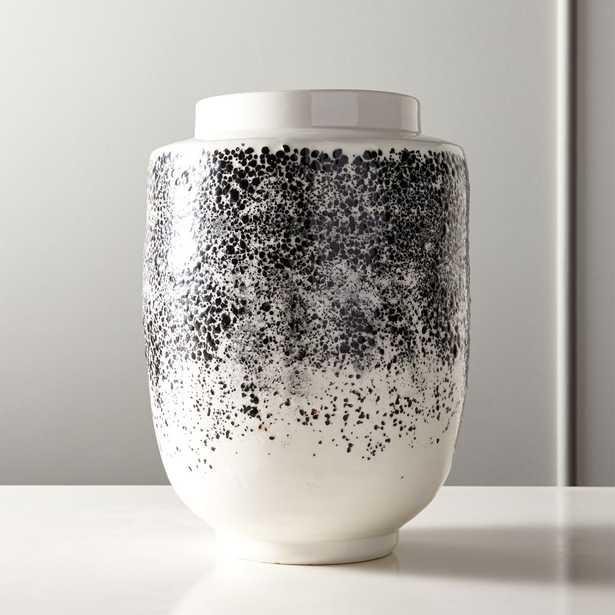 Miriam Speckled Vase - CB2