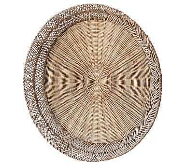 Jasper Basket Wall Art, Natural - Large - Pottery Barn