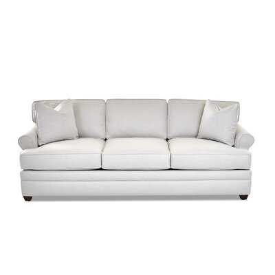 """91"""" Rolled Arm Sofa with Reversible Cushions - Wayfair"""