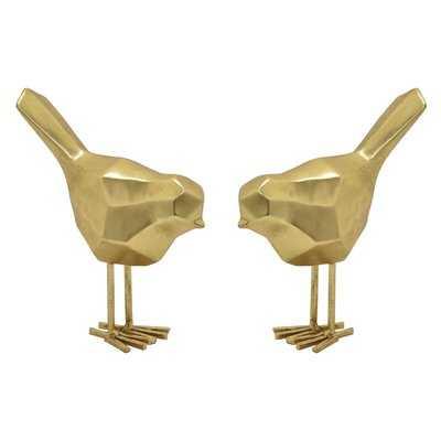 """Gussie 8"""" Bird Tabletop - Wayfair"""