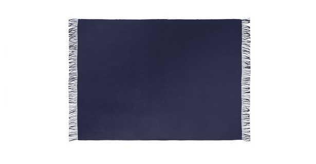 Mollo Atlantic Blue Throw - Article