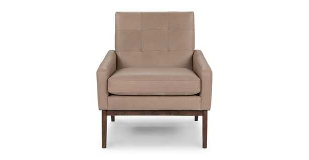 Bisa Yuma Mink Taupe Chair - Article
