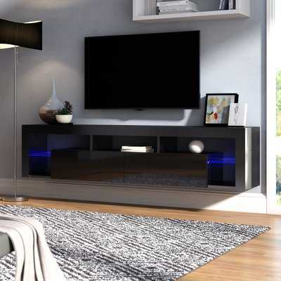 Böttcher Wall Mounted Floating TV Stand for TVs up to 78 - Wayfair