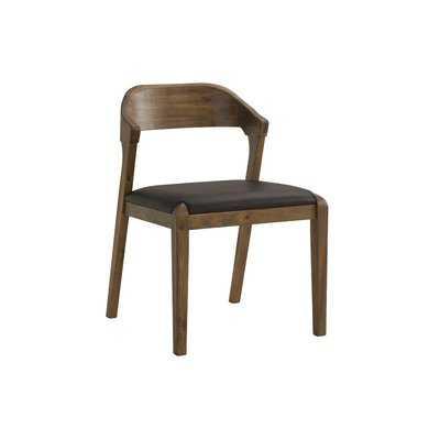 Bourgoin Upholstered Dining Chair - Wayfair