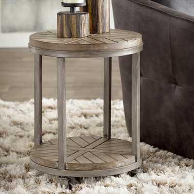 Drossett End Table - Wayfair