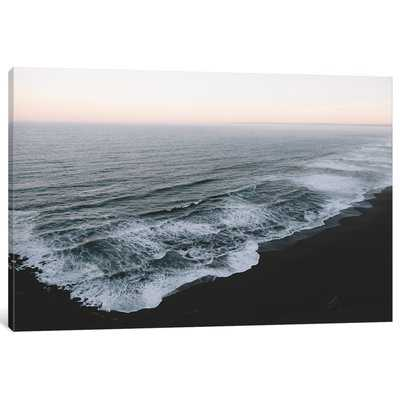 Point Reyes Ocean Glow by Christopher Kerksieck - Wrapped Canvas Photograph Print - AllModern