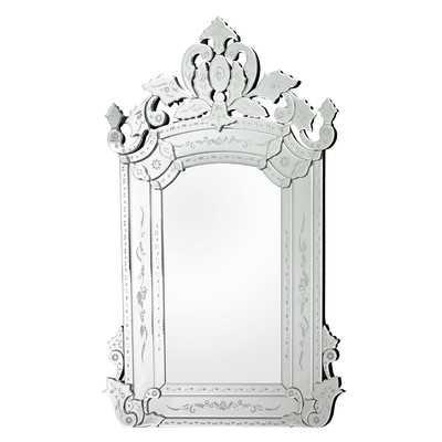 Melandra Venetian Mirror - Wayfair