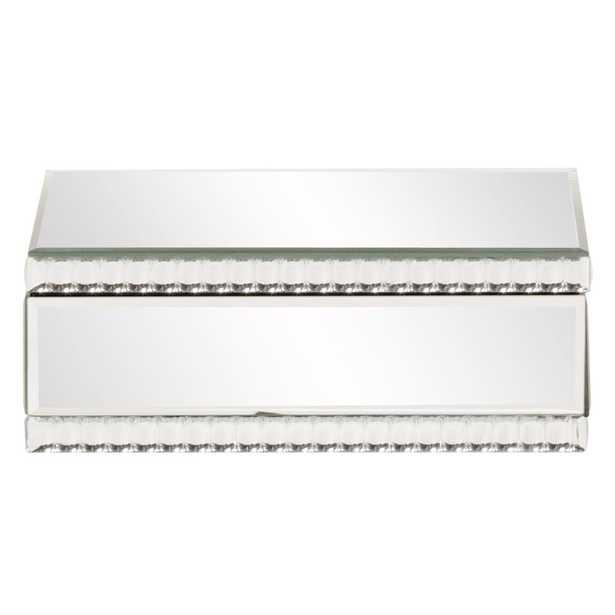 Mirrored Jewelry Box - Home Depot