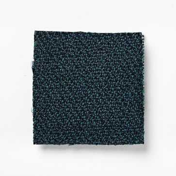 Fabric By The Yard, Performance Twill, Teal - West Elm