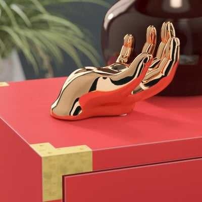 Raley Hold On Hand Sculpture - Wayfair