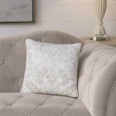 Zenon Square Throw Pillow - Wayfair