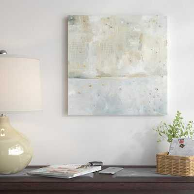 'Dreaming of the Shore' Painting Print on Canvas - Wayfair