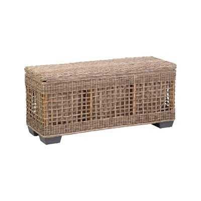 Michaud Shoe Storage Bench - Wayfair