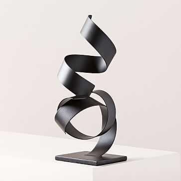 Metal Ribbon Object - West Elm
