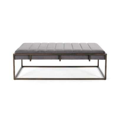 Callison Metal Bench - Wayfair